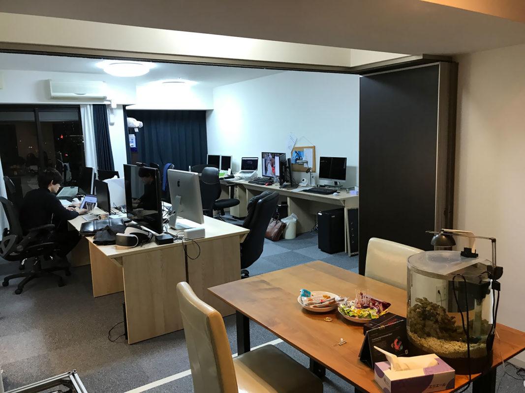 studiomakyu office